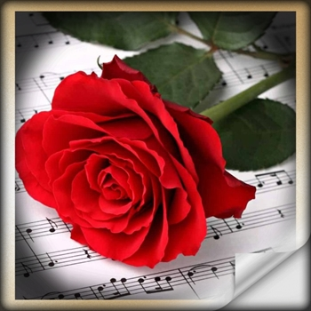 A beautiful melody for my heart... ecard