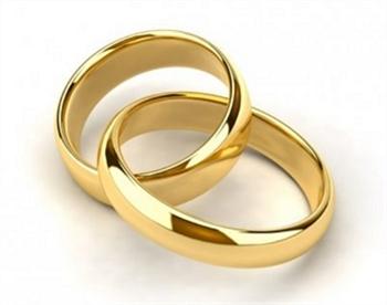 Marriage Rings. ecard