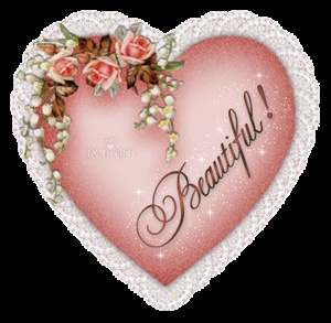You Are So Beautiful For Me Ecard