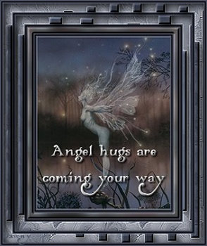 angel hugs ecard