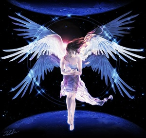 my angel ecard