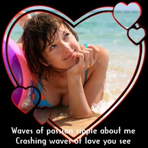 waves of passion ecard