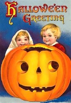 Happy Halloween .... ecard
