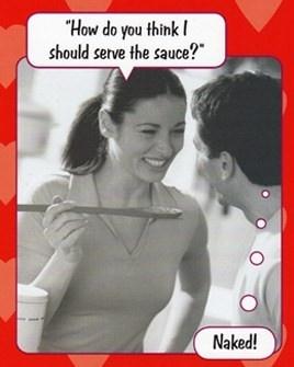 spaghetti sauce ecard