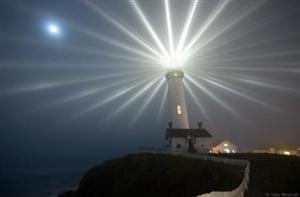 Lighthouse ecard