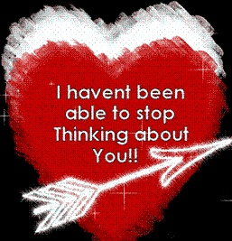 Thinking About You ... ecard