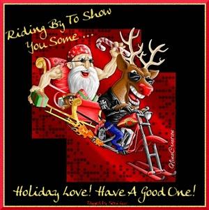 I wish you a Merry Christmas ecard