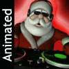 Santa in da house eCard