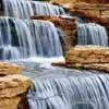 Waterfall eCard