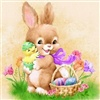 Somebunny Wishes You a Happy Easter eCard