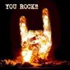 you rock eCard