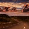 Lonely road of broken dreams