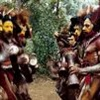 Real culture of Papua New Guinea eCard