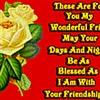 For a friend like you