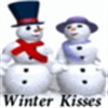 mr and mrs snow man eCard
