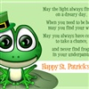 Funny Irish Blessing