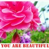 u r beautiful))