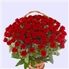 100 Red Roses for You eCard