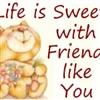 to a sweet friend eCard
