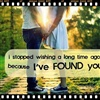Cus Ive FOUND you