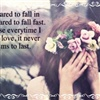 Im scared to fall for you eCard