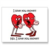 i love you more eCard