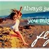 Always Jump, U Might Fly