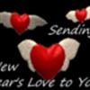 sending new year love