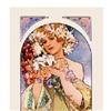 FLOWER LADY eCard