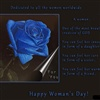 MARCH 8 INTERNATIONAL WOMENS DAY eCard