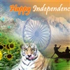 INDIA Happy Independence Day eCard