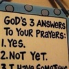 THE ANSWER TO YOUR PRAYERS