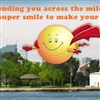A super smile eCard
