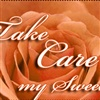 Take care my love eCard