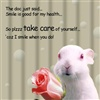 Plz. Take Care