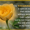 Our Friendship exists eCard