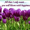 Bloom with Happiness