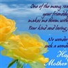 Mothers Day 4 Friend eCard