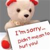 Im sorry eCard