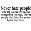 Never Hate