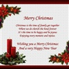 Merry Christmas Happy New Year eCard