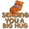 a hug for someone special eCard