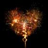 Fireworks in my heart eCard