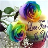 Love for me is you