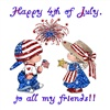 HAPPY 4TH OF JULY 2013 eCard