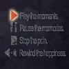 Pause Play Stop Rewind