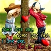 Some love one some love two eCard