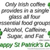 Irish Coffee eCard