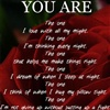 You Are The One Heart Touching eCard