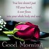 Turly Lovingly Good Morning eCard